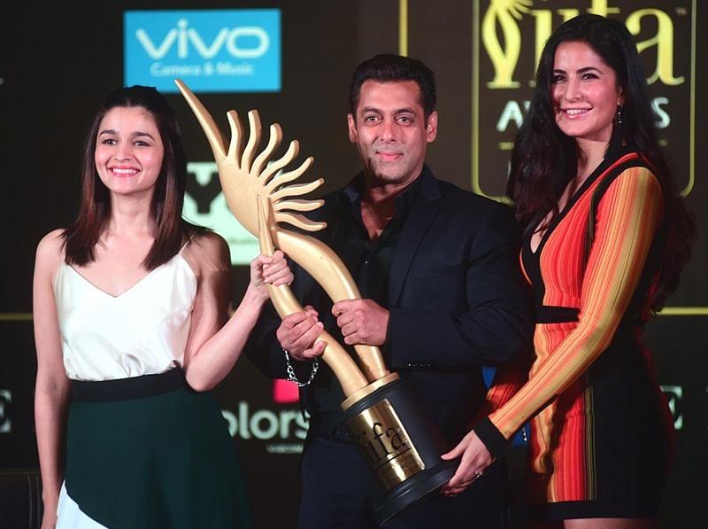 IIFA 2017: Salman Khan, Katrina Kaif, Alia Bhatt dazzle at press conference