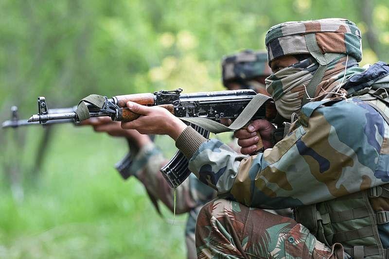 Lashkar-e-Taiba militant arrested in Jammu and Kashmir