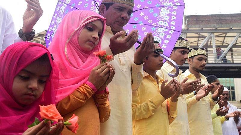 In Pictures: Eid Mubarak, say Mumbaikars!