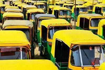 Bhopal: First prepaid auto-rickshaw booth at ISBT, Nadra inaugurated