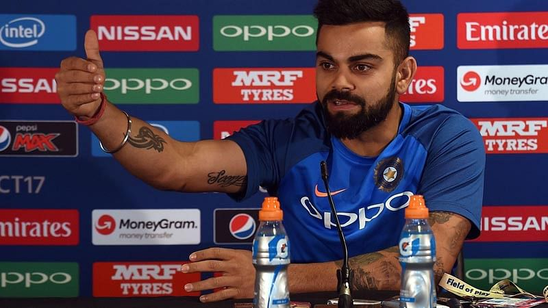 ICC Champions Trophy 2017: Loss to Sri Lanka a wake up call for India