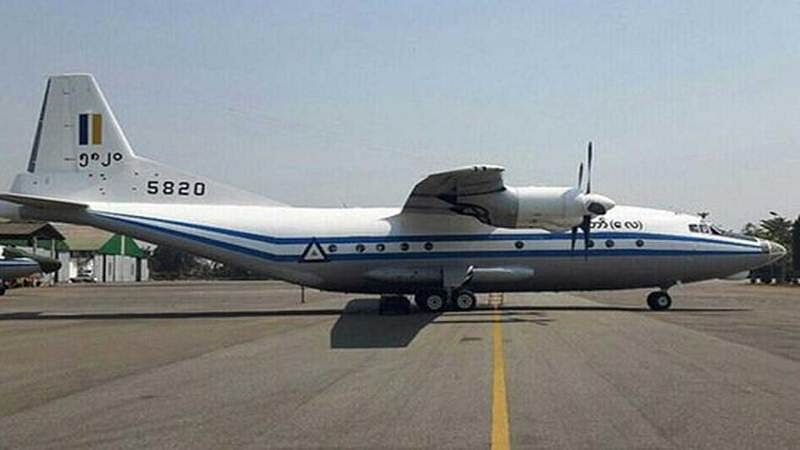 Myanmar military finds wreckage of plane that went missing with 120 on board in Andaman Sea
