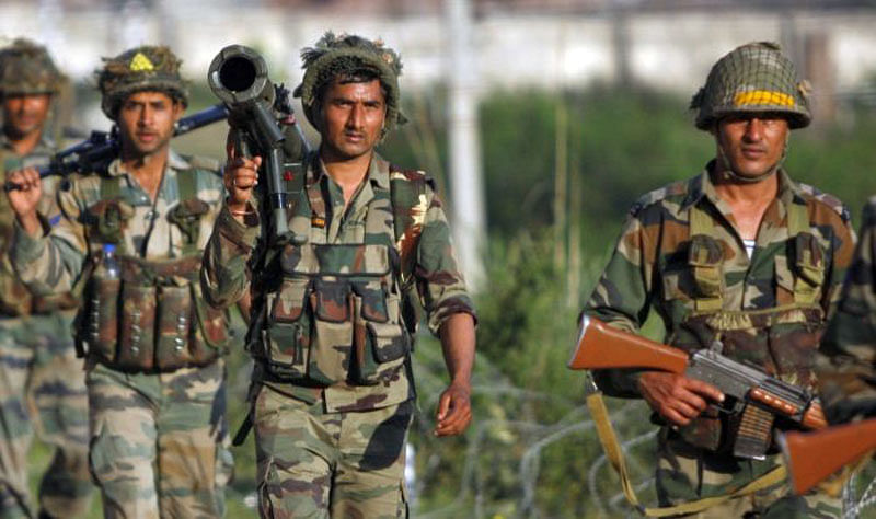 Pakistan's Border Action Team kill two army jawans in Poonch sector