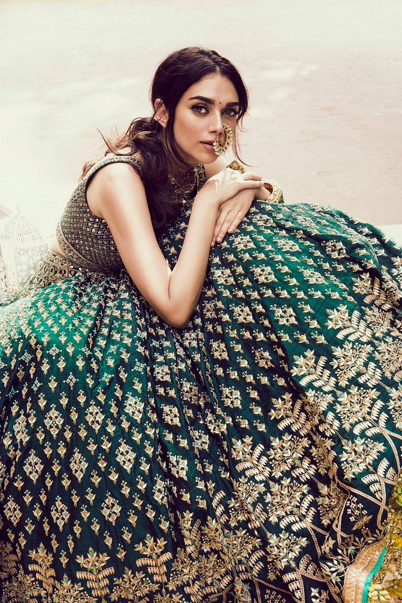 Aditi Rao Hydari is the face of Vogue Wedding Show 2017