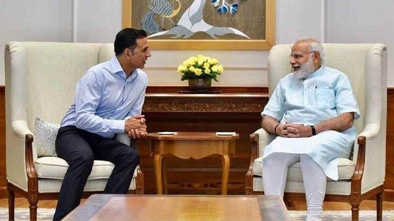 Akshay Kumar to play Narendra Modi on screen?