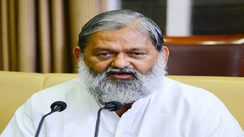 'Supreme Court is great': Haryana minister Anil Vij takes a dig at SC over Ayodhya hearing