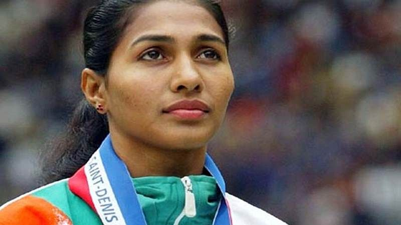 Anju Bobby George asks Indian athletes to compete more in global events
