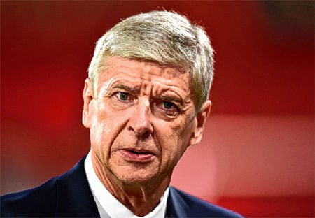 Arsenal gives Arsene two years extension