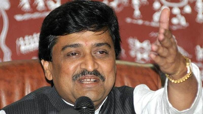 He sits in AC cabin, how will the CM know about drought: Ashok Chavan