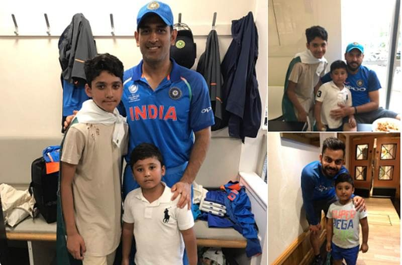 India, Pakistan cricketers share great camaraderie: These instances prove it