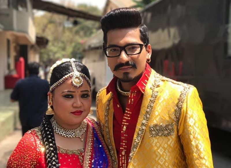 Bharti Singh and husband Haarsh Limbachiyaa diagnosed with dengue, hospitalised in Mumbai