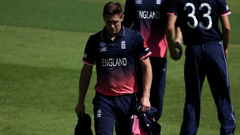 Chris Woakes guides England win in final ODI before World Cup