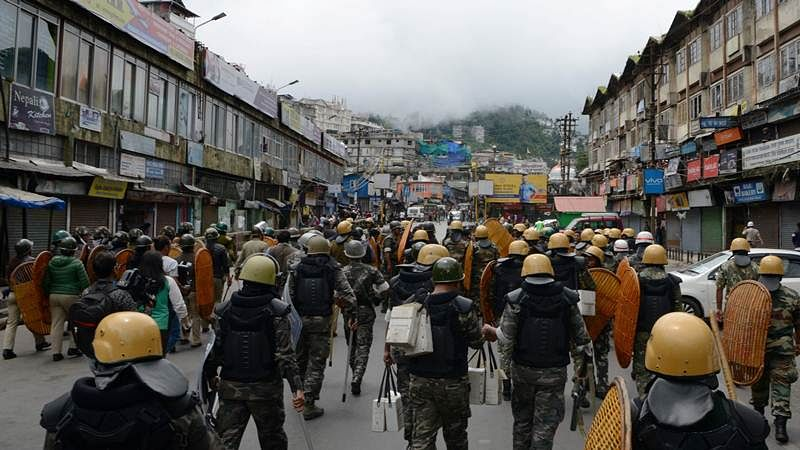 Darjeeling hills reopens after three-and-half months of shutdown