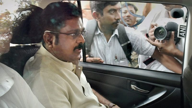 TTV Dinakaran hopes new Tamil Nadu Governor will maintain neutrality