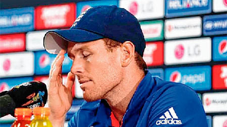Eoin Morgan urges England to come back strongly after Sri Lanka defeat