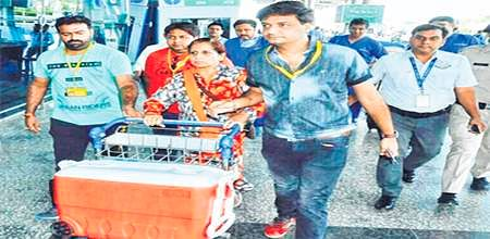 Indore: Even in death, Sumit gives life to 4 with organ failure