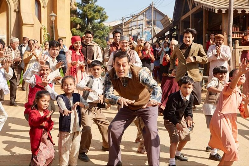 Salman Khan plans a unique fun day for the kids of 'Tubelight'