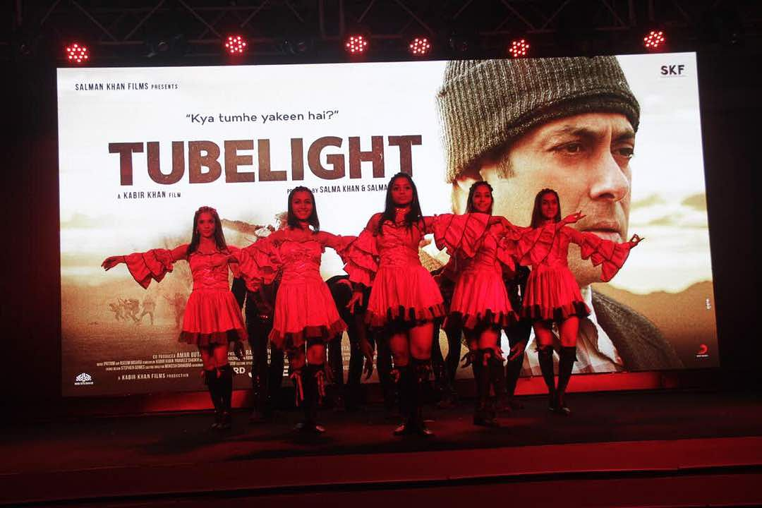 Tubelight Ki Night: Child star Matin Rey Tangu and Salman Khan's adorable real-life bonding