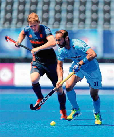 India eyeing perfection against Malaysia at HWL