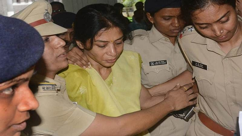 Charges against prison staff too light: Indrani Mukherjea