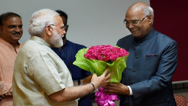 Ram Nath Kovind files Presidential nomination, vows to uphold dignity of office