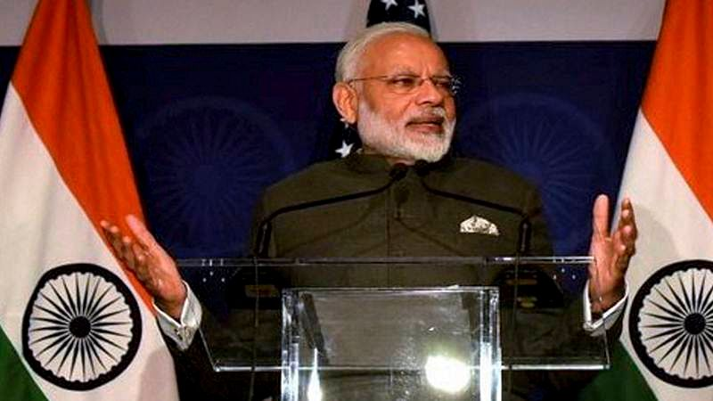 PM Narendra Modi: Not a single blot of corruption against my government