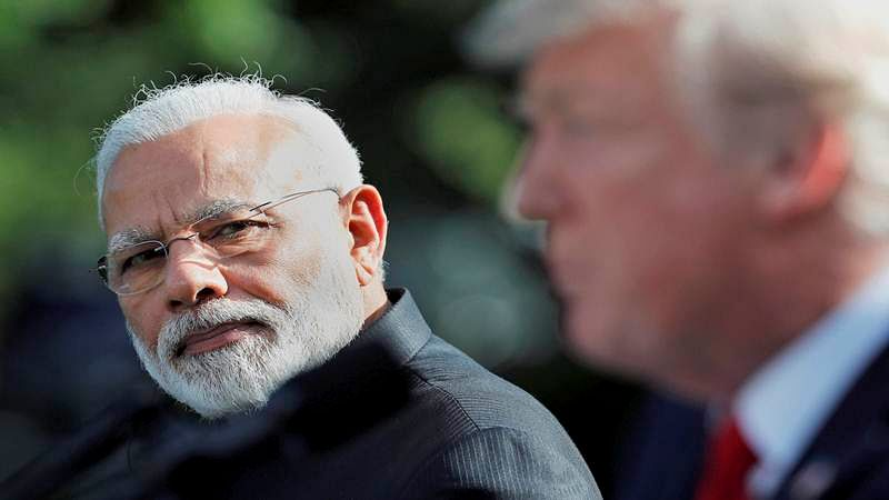 No discussion on H-1B visa during Modi-Trump meeting