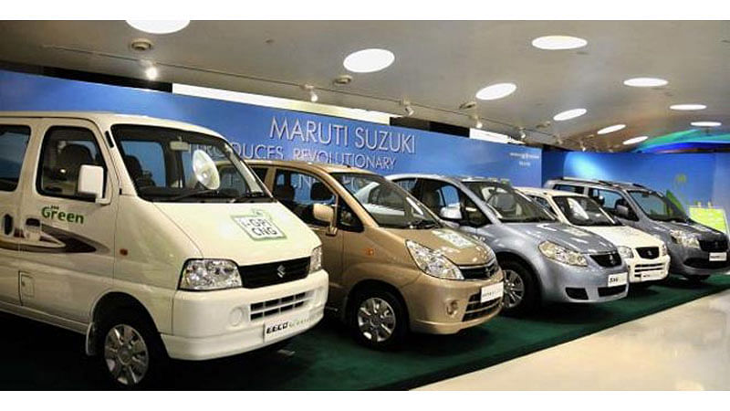 Maruti cuts vehicle production by 18 percent in May over uncertainty