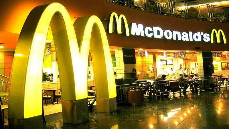 MCDonald's in the soup over anti-profiteering