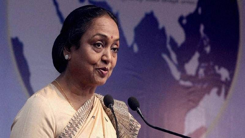 Presidential election is war to uphold Mahatma Gandhi's 'ideology': Meira Kumar
