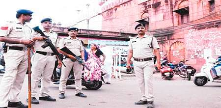 Bhopal: Senior Jamiat leader booked for inciting violence, case lodged