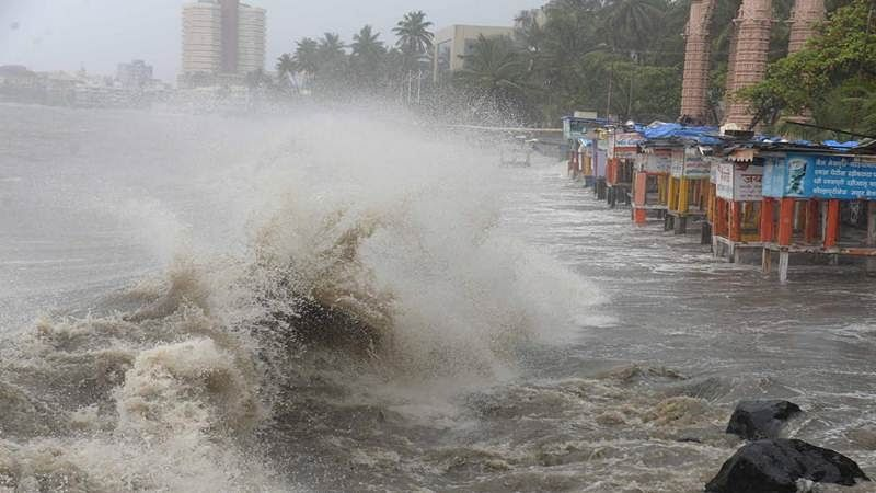 Mumbai to witness high tide today
