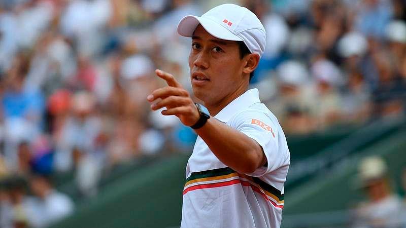 Kei Nishikori ruled out of Cincinnati Masters due to injury