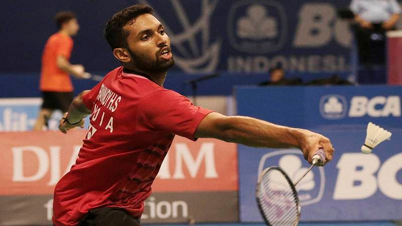 All England Open: HS Prannoy's campaign ends in thriller against Huang Yuxiang