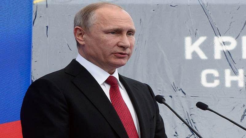 Russian President Vladimir Putin calls Russia list 'hostile' as Dems decry no sanctions
