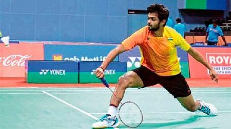 China Open: PV Sindhu out; Sai Praneeth in quarter-finals