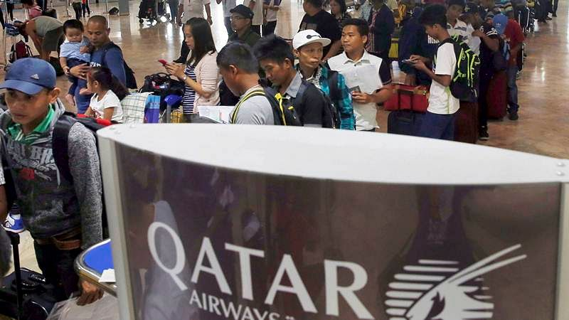 Gulf row: Indians in Qatar advised to remain alert