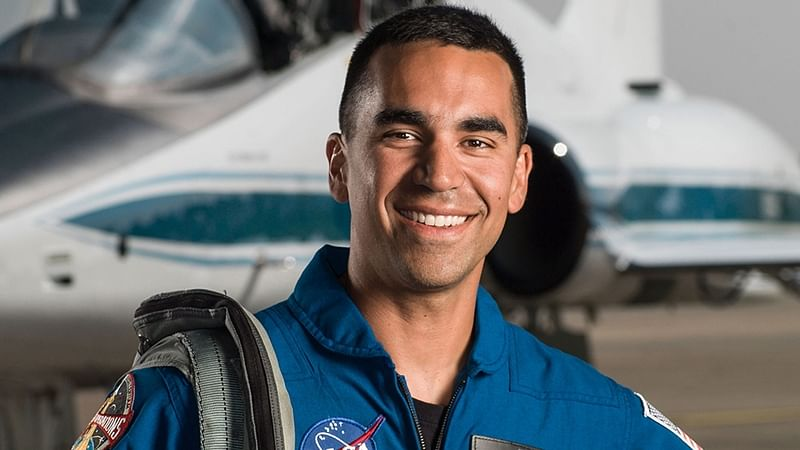 Meet Raja Chari, the second Indian-American selected for NASA space mission