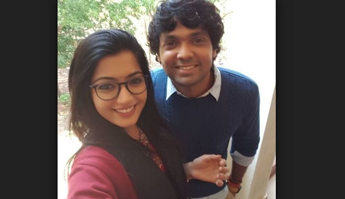 Kannada stars Rakshit Shetty and Rashmika Mandanna to get hitched soon