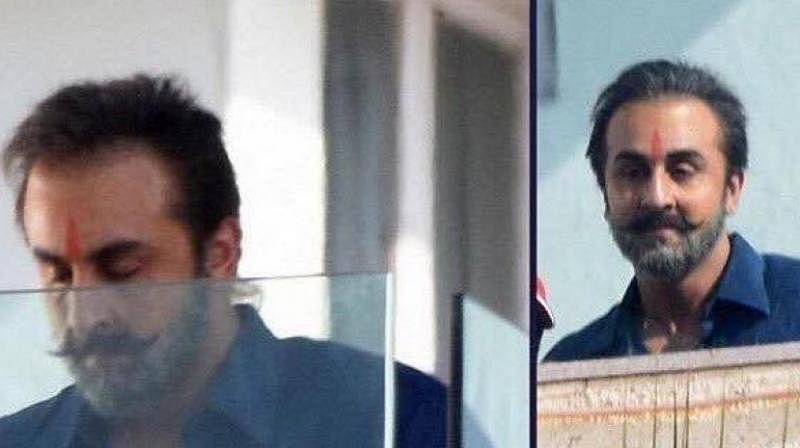 Ranbir Kapoor starrer Sanjay Dutt's biopic to release March 30, 2018
