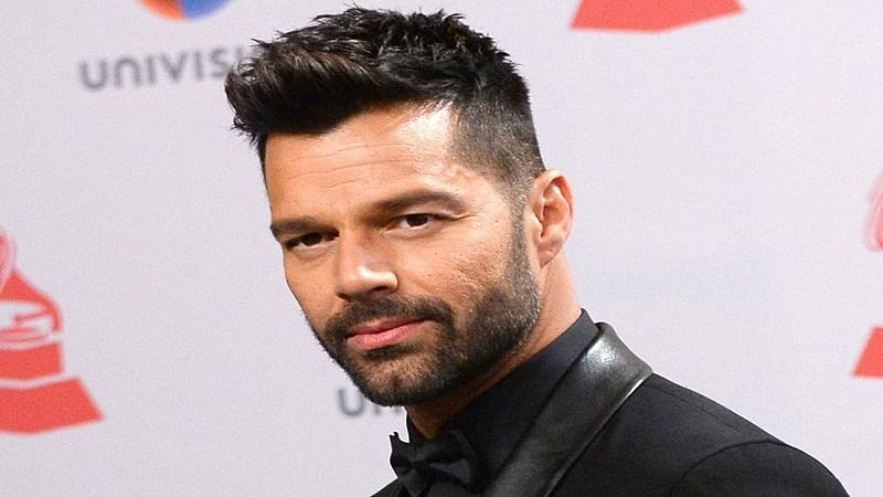 I wanted to be loud about it: Ricky Martin on playing gay character