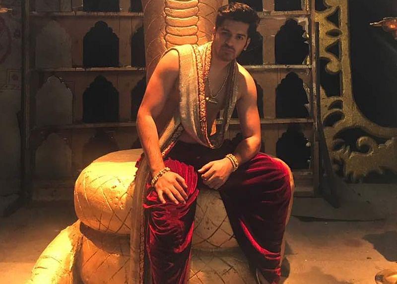 'Naagin 2': I have worn a dhoti on screen and I love it, saysRohan Gandotra
