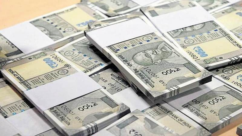 About Rs 5,000 cr spent on printing of new Rs 500 notes