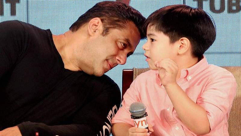 Tubelight star Matin Rey Thangu was asked about 'first visit' to India. His response was amazing
