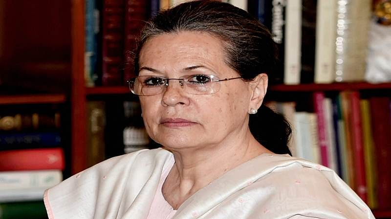 Democracy under attack by communal, repressive forces: Sonia Gandhi
