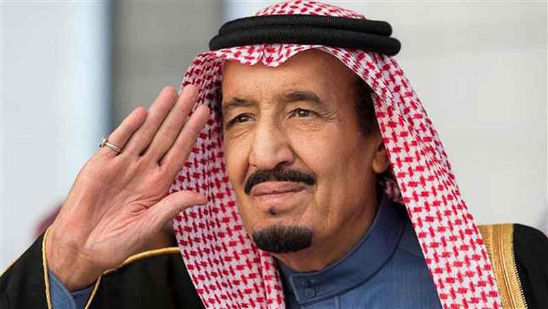 'Are you with us or with Qatar,' Saudi King Salman bin Abdulaziz asks Pak PM