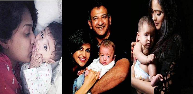 8 TV celebs who became proud parents and their beautiful maternity photoshoots