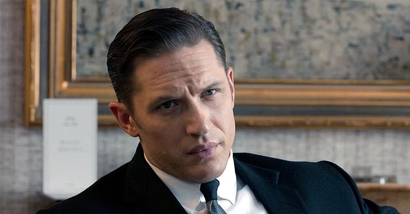 It's a wrap for Tom Hardy
