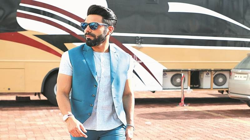 ABCD3: Looking forward to share screen space once again with Varun Dhawan, says Aparshakti Khurana