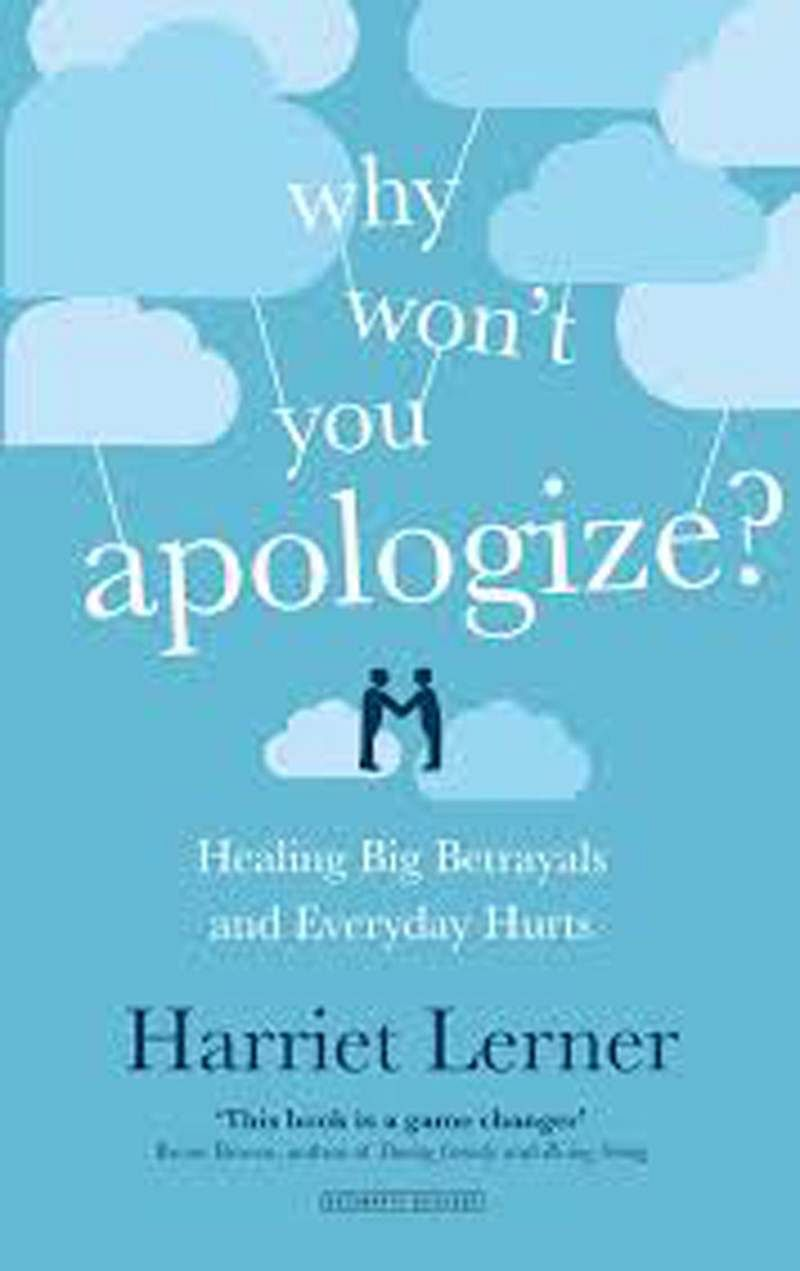 Why won't you apologize?- Review